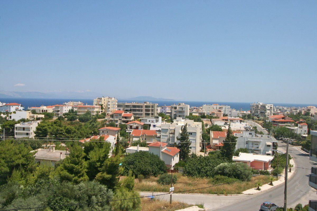 Квартира Афины пригород, Рафина, Греция, 102 м2 - фото 1