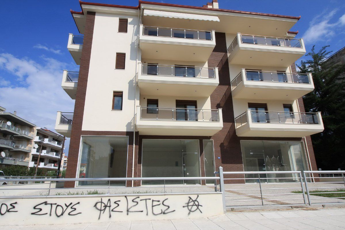 Квартира в Салониках, Греция, 85 м2 - фото 1