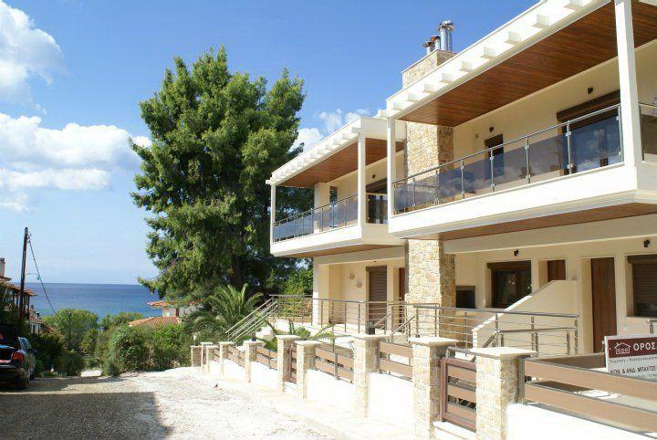 Коттедж на Кассандре, Греция, 74 м2 - фото 1