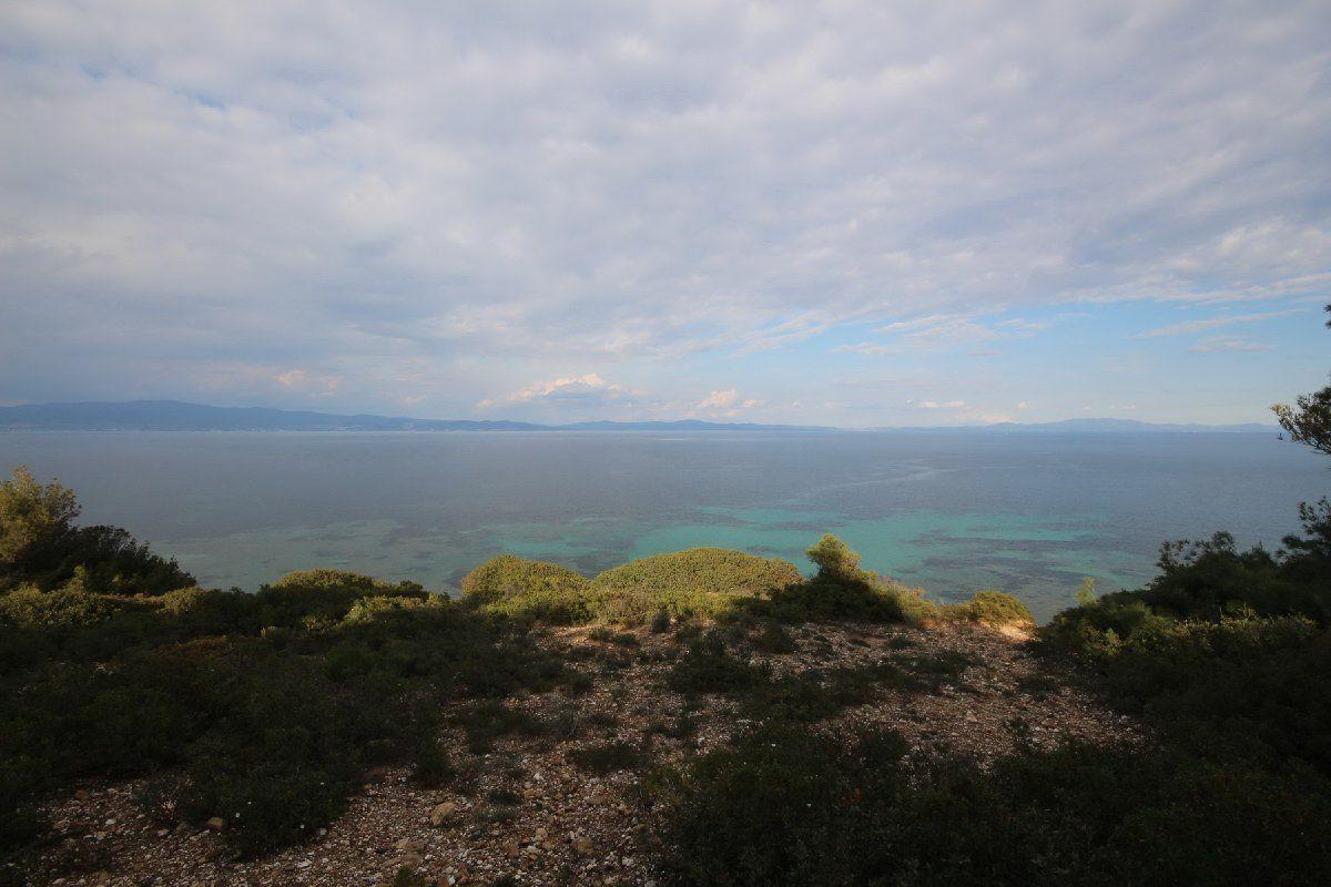 Земля на Кассандре, Греция, 9000 м2 - фото 1