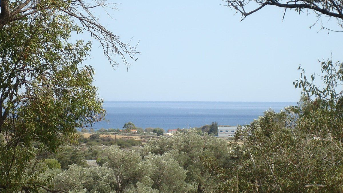 Земля на Родосе, Греция, 4050 м2 - фото 1