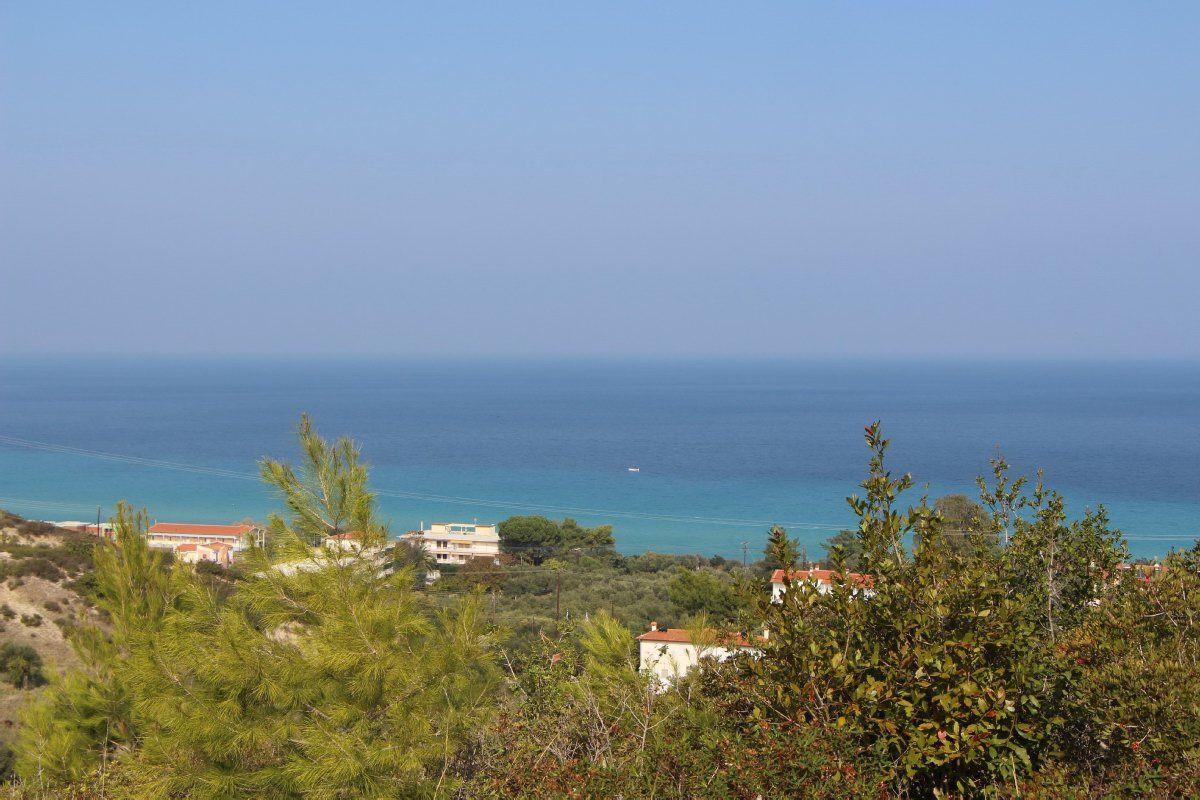 Земля на Кассандре, Греция, 5200 м2 - фото 1