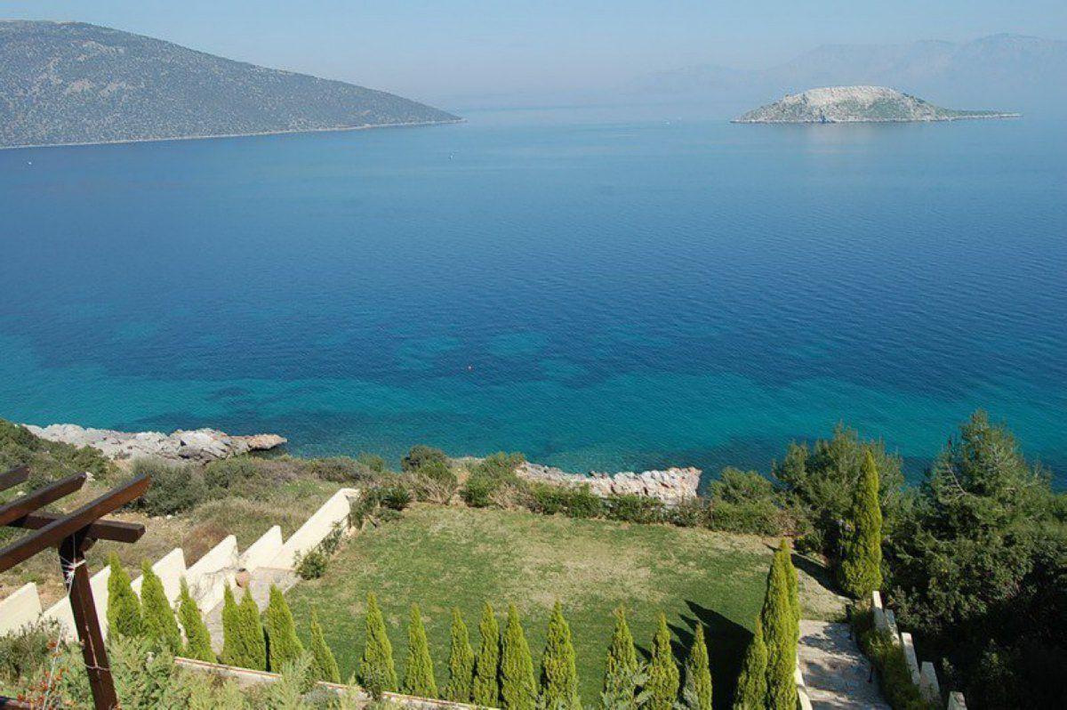 Вилла на Эвбее, Греция, 350 м2 - фото 1