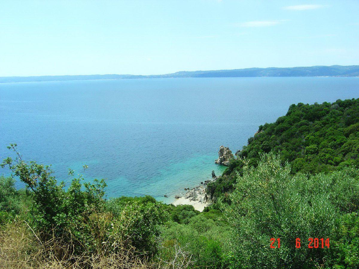 Земля в Ситонии, Греция, 8750 м2 - фото 1