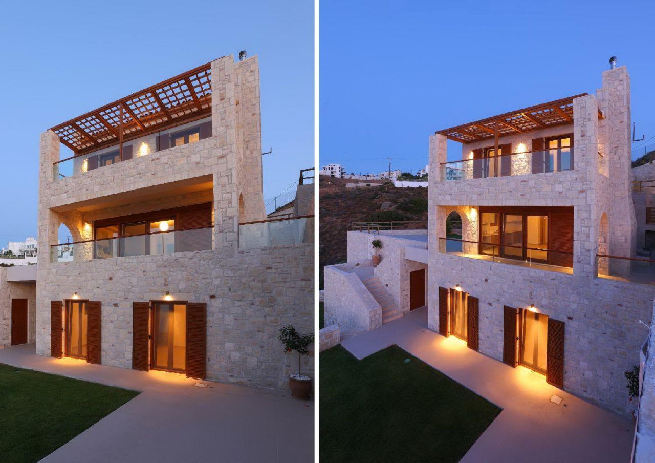 Коттедж Крит, Ираклио, Греция, 140 м2 - фото 1