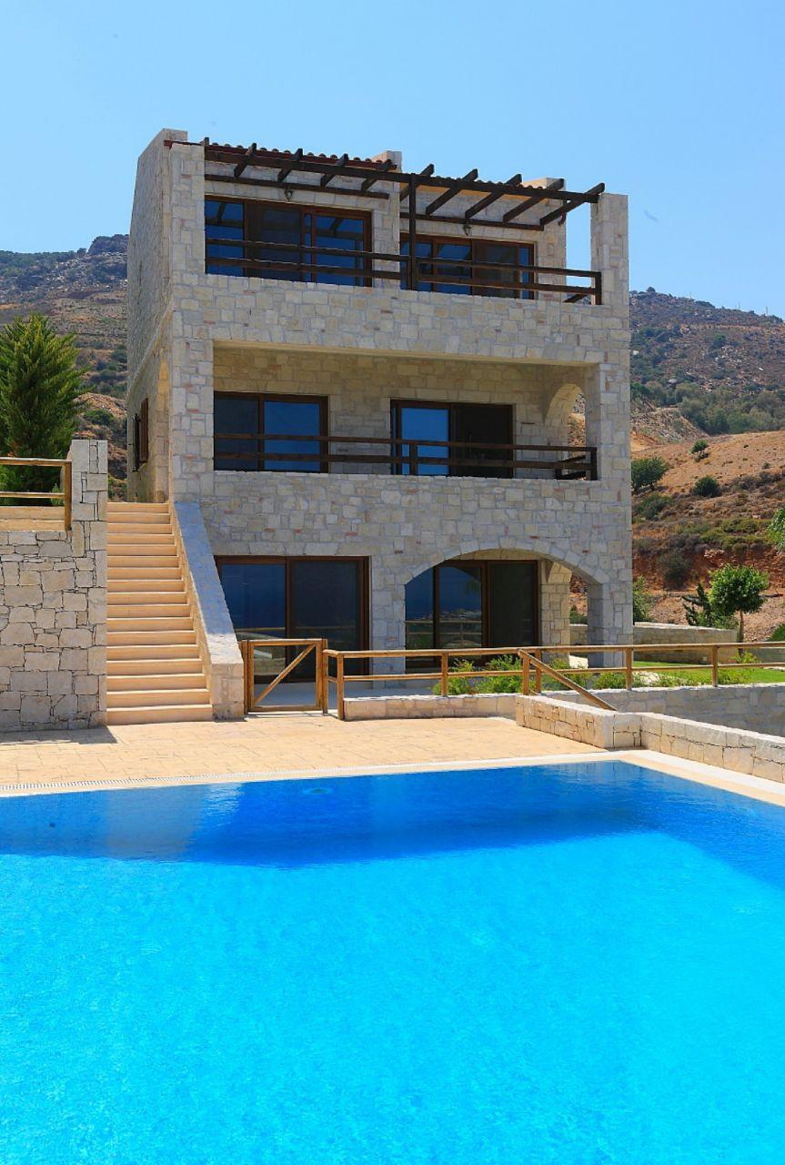 Вилла Крит, Ираклио, Греция, 391 м2 - фото 1