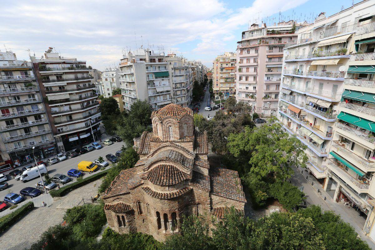Квартира в Салониках, Греция, 55 м2 - фото 1