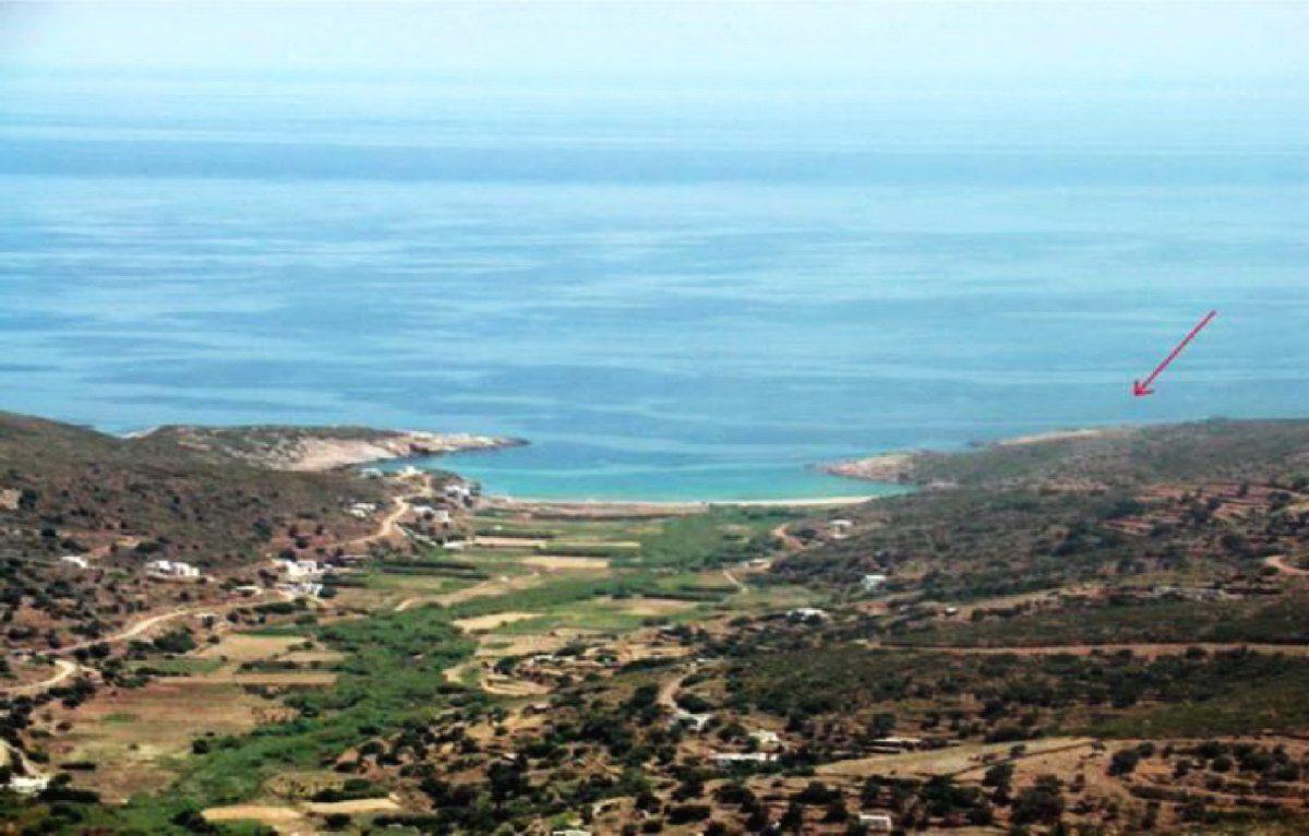 Земля на Андросе, Греция, 128000 м2 - фото 1