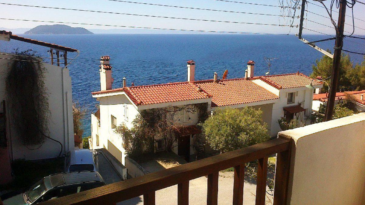 Квартира в Ситонии, Греция, 46 м2 - фото 1