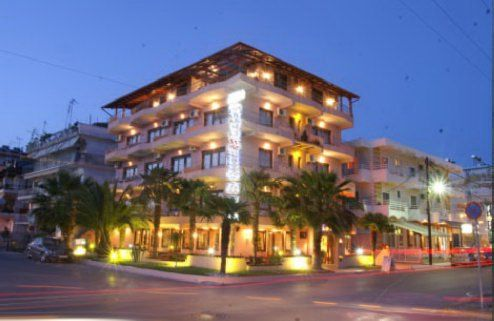 Отель, гостиница Катерини, Греция - фото 1