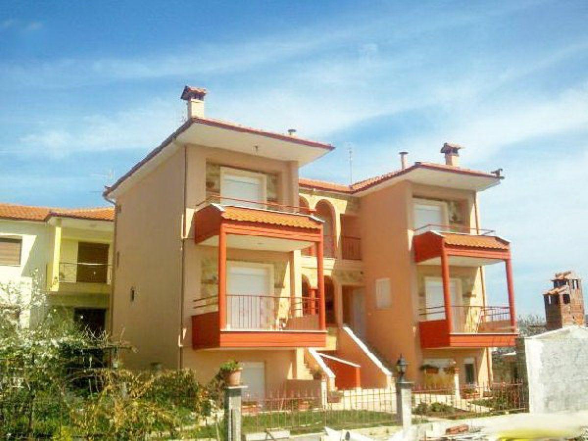 Купить дом в греции на побережье недорого до 70м2