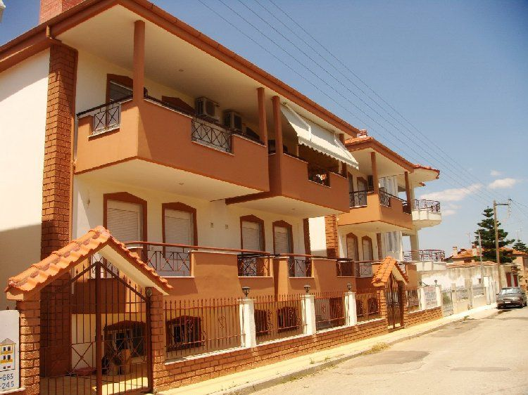 Квартира в греции у моря недорого