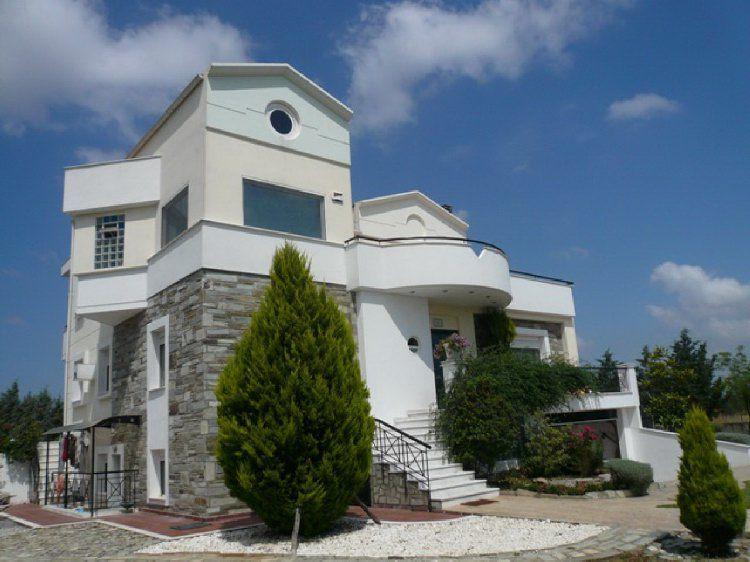 Вилла в Салониках, Греция, 500 м2 - фото 1