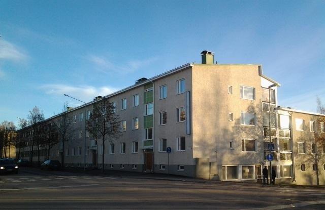 Квартира в Иматре, Финляндия, 50.5 м2 - фото 1