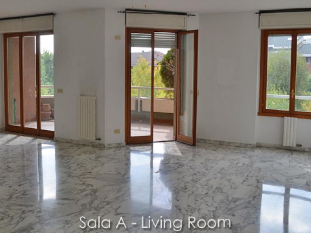 Апартаменты в Милане, Италия, 220 м2 - фото 1