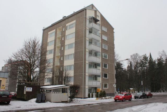 Квартира в Лаппеенранте, Финляндия, 36 м2 - фото 1