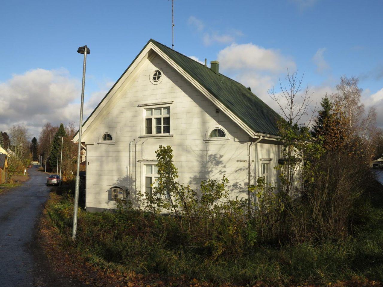 Дом в Иматре, Финляндия, 1209 м2 - фото 1