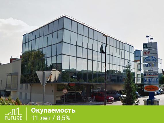Офис в Любляне, Словения, 75.6 м2 - фото 1