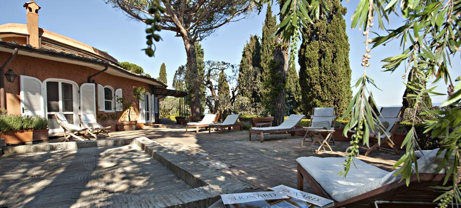 Вилла в Монте-Арджентарио, Италия - фото 1