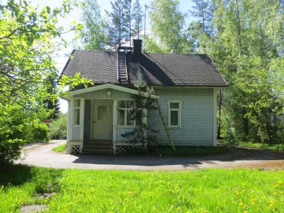 Дом в Иматре, Финляндия, 60 м2 - фото 1
