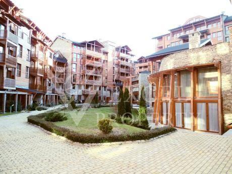 Апартаменты в Банско, Болгария, 56 м2 - фото 1