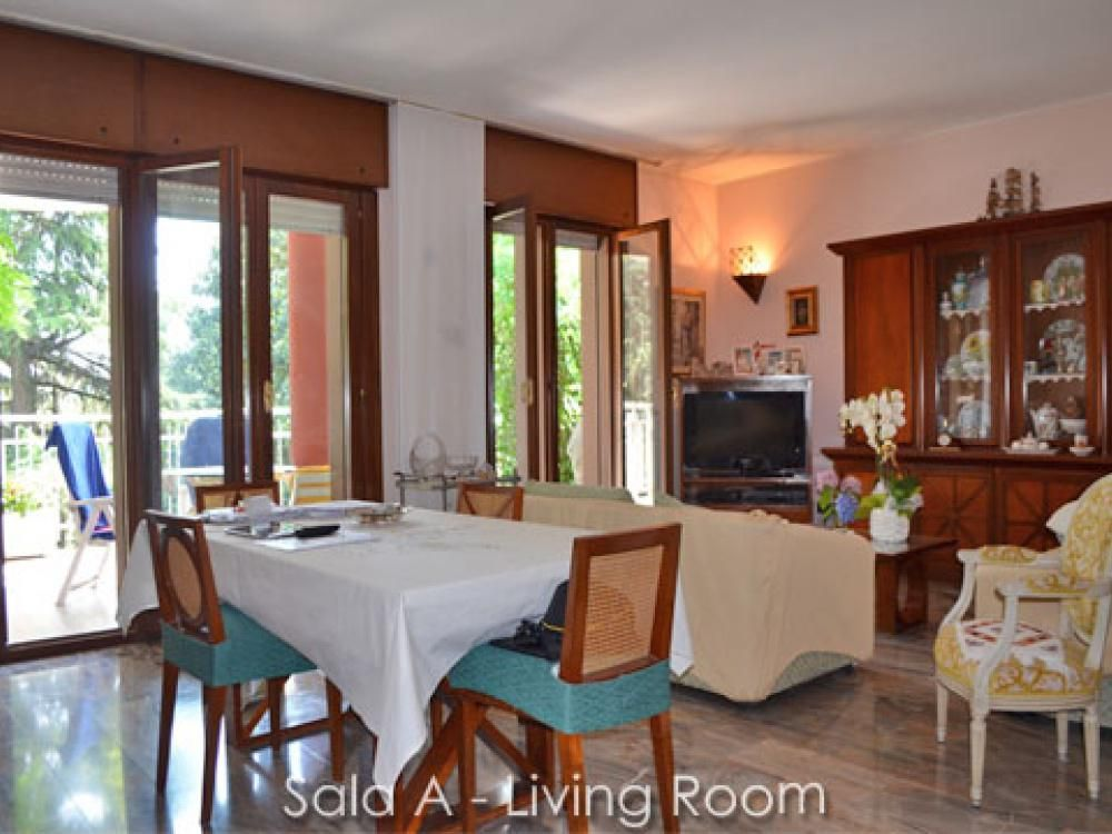 Апартаменты в Милане, Италия, 152 м2 - фото 1