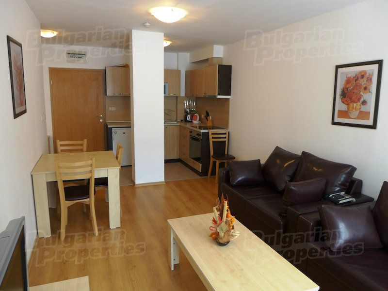 Апартаменты в Банско, Болгария, 80.45 м2 - фото 1