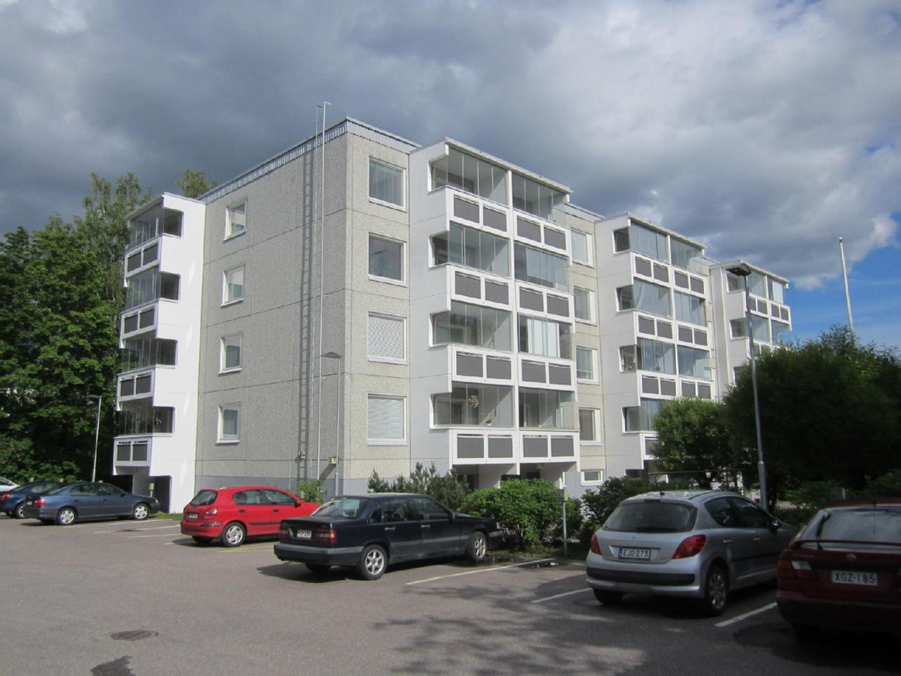 Квартира в Лаппеенранте, Финляндия, 73.5 м2 - фото 1