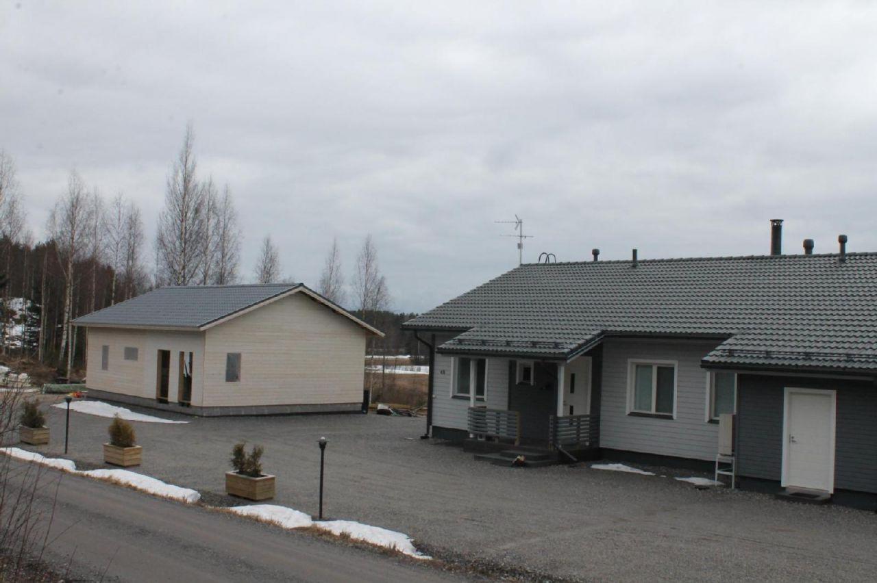 Таунхаус в Миккели, Финляндия, 116 м2 - фото 1