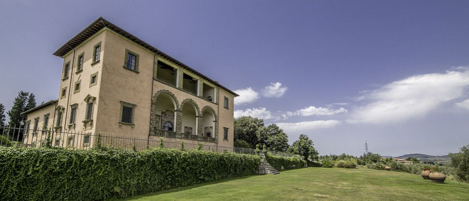 Вилла в Кьянти, Италия - фото 1