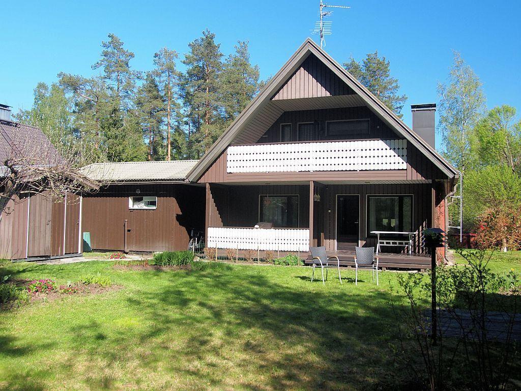Дом в Лаппеенранте, Финляндия, 137 м2 - фото 1