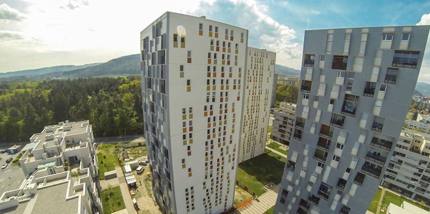 Квартира в Мариборе, Словения, 44 м2 - фото 1
