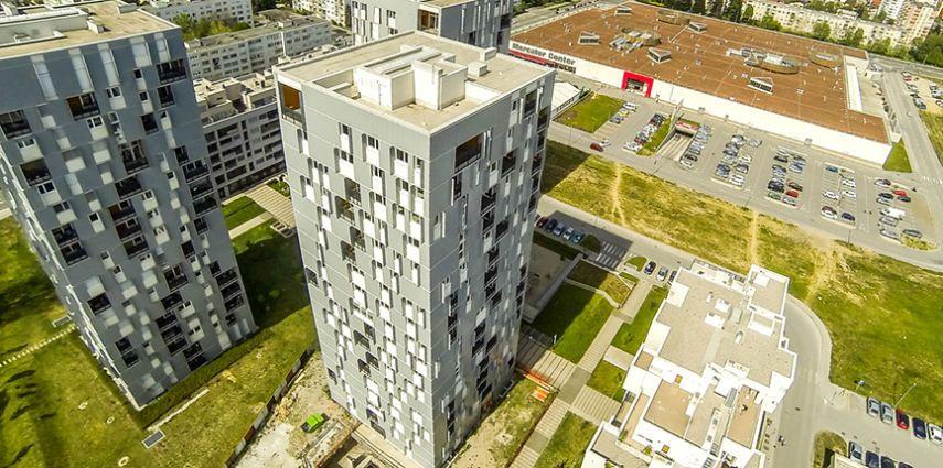 Квартира в Мариборе, Словения, 96 м2 - фото 8