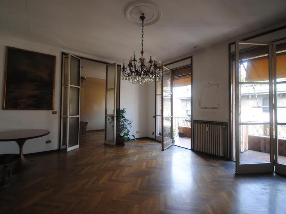 Апартаменты в Милане, Италия, 156 м2 - фото 1