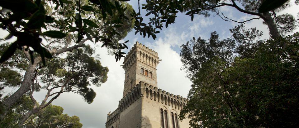 Замок в Ливорно, Италия - фото 1