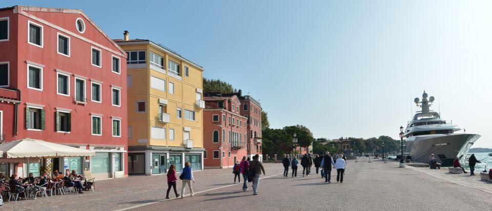 Апартаменты в Венеции, Италия, 155 м2 - фото 1
