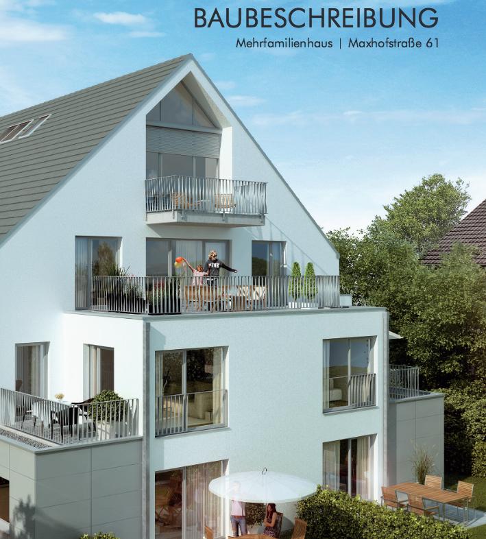 Квартира в Мюнхене, Германия, 55 м2 - фото 1