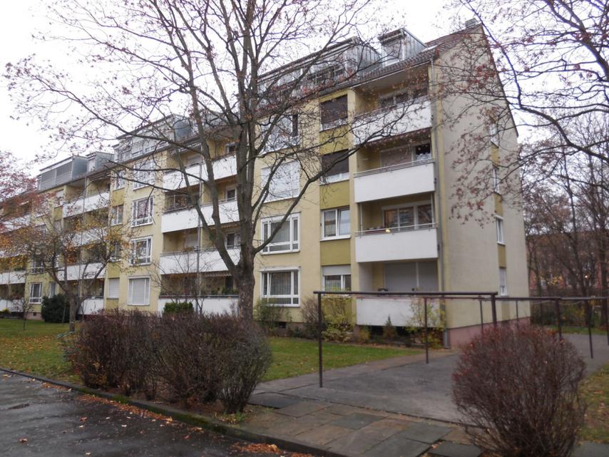 Квартира в Нюрнберге, Германия, 57 м2 - фото 1