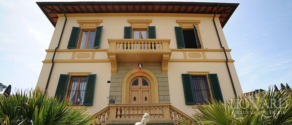 Вилла во Флоренции, Италия - фото 1