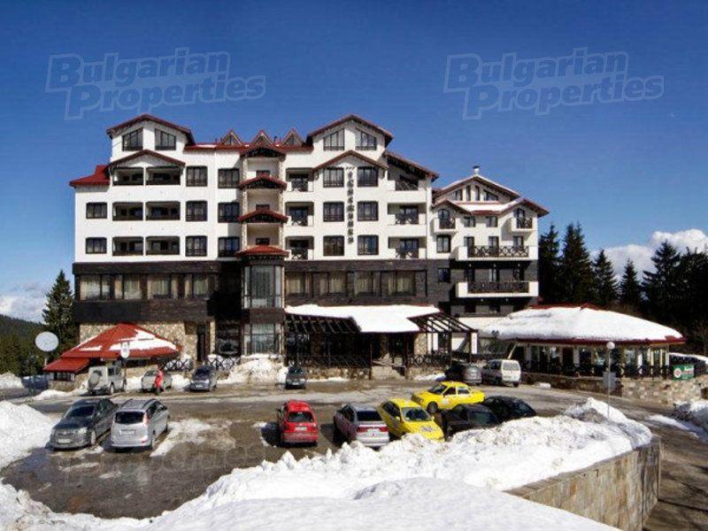 Апартаменты в Пампорово, Болгария, 56.93 м2 - фото 1