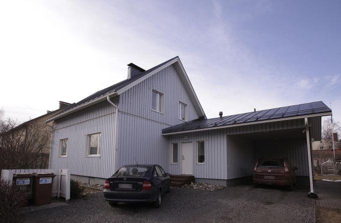 Дом в Миккели, Финляндия, 219 м2 - фото 1