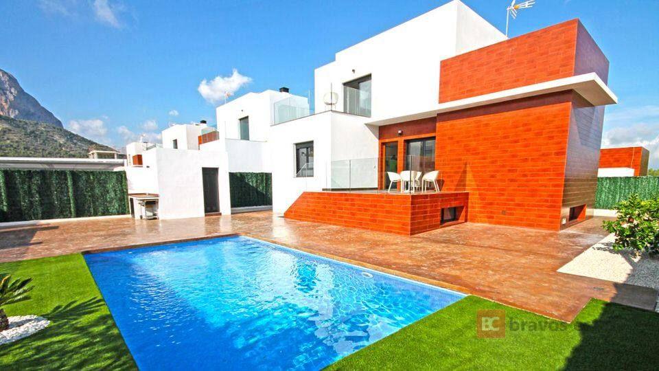 Дом на Коста-Бланка, Испания, 100 м2 - фото 1