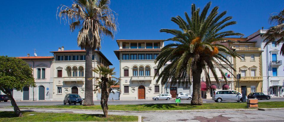 Пентхаус в Виареджо, Италия, 150 м2 - фото 1