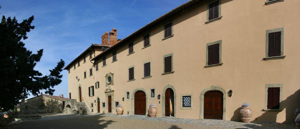 Апартаменты в Сиене, Италия, 202 м2 - фото 1