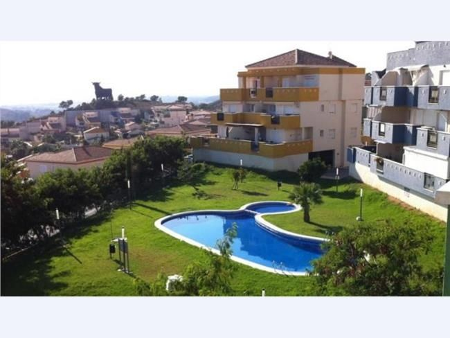 Падение недвижимости в испании