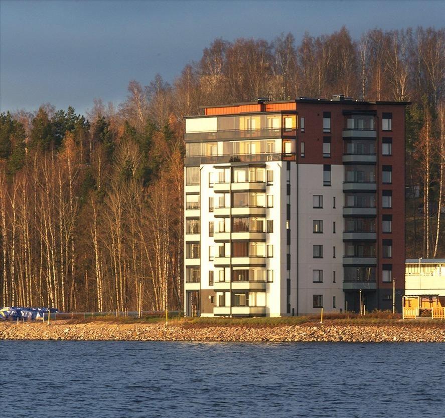 Квартира в Лаппеенранте, Финляндия, 68.5 м2 - фото 1