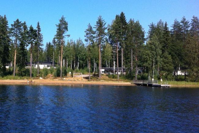 Коттедж в Пункахарью, Финляндия, 88 м2 - фото 1