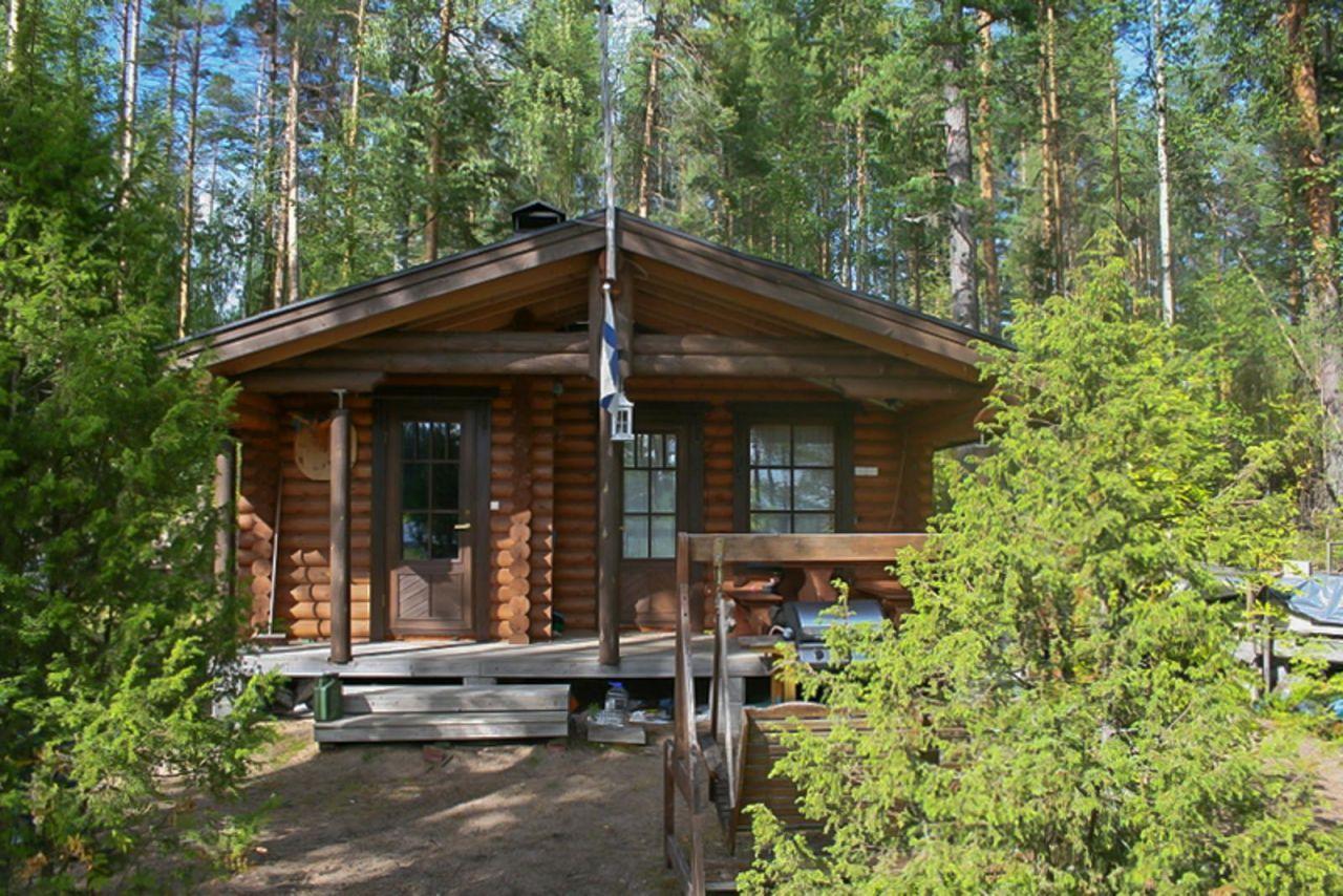 Дом в Савонлинне, Финляндия, 44 м2 - фото 1