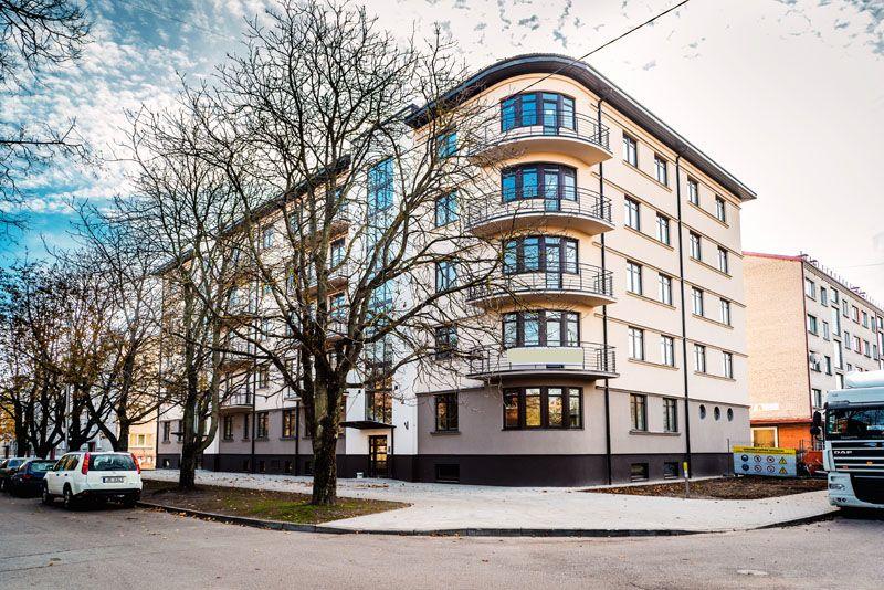 Квартира в Риге, Латвия, 83.4 м2 - фото 1