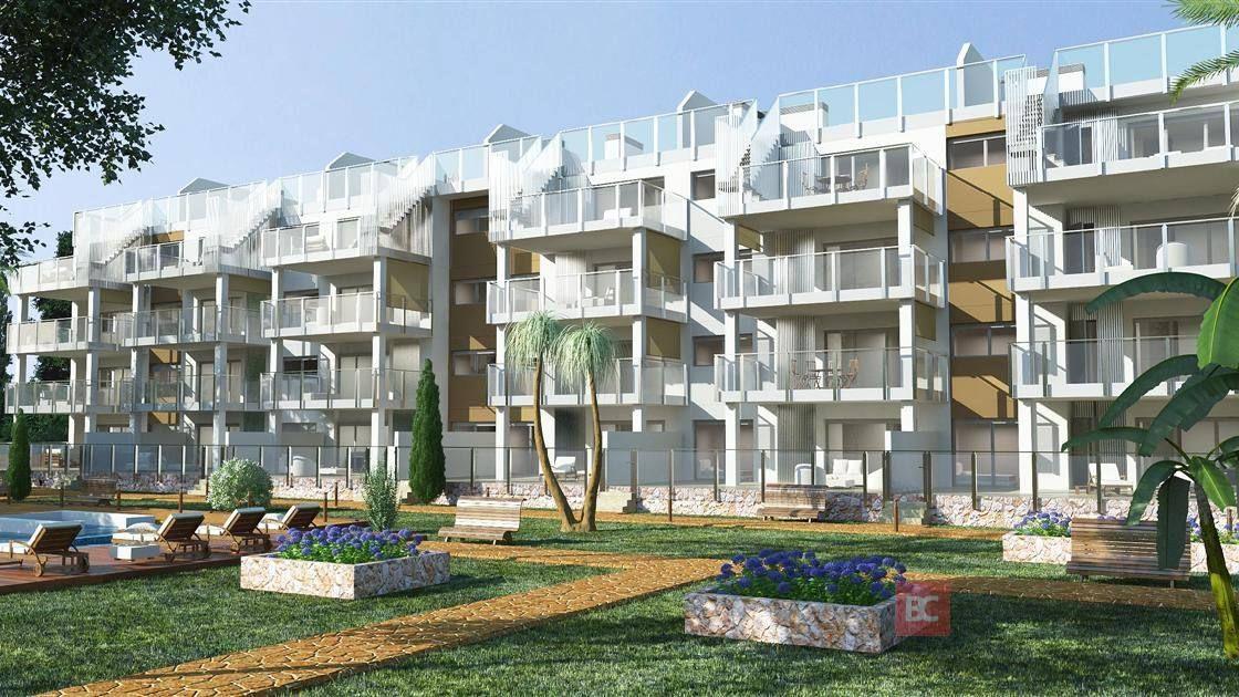 Апартаменты на Коста-Бланка, Испания, 72 м2 - фото 1